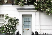Pretty Exteriors / pretty exteriors || dream homes || beautiful buildings || gardens || pretty landscaping || pretty houses