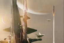 Future City (Cyberpunk)™