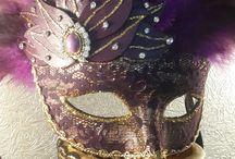 Hand made masks ✌️