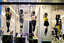 icons of fashion / In het park Huishouden/ Schoonmaken Sporten Met de metro