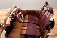 L'arte dei motori / La magia di muoversi con auto di altri tempi.