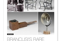Brancusi  / by La Blouse Roumaine