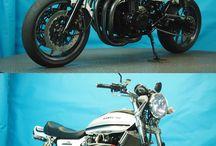 川崎バイク