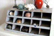 get organized...the vintage way.