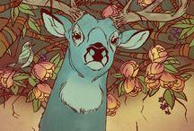 My deer <3