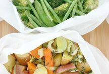 eat your fruits, veggies and grains please / recipes for fixing tasty vegetables/fruits/side dishes / by Cheryl Crabtree