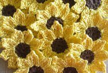 croseting flower
