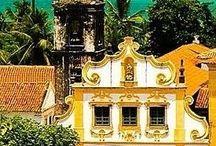I want to visit / Lugares que são mágicos, históricos, lindos, paraísos. E que ainda irei visitar.