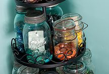 Crafty Organization / Fun ways to organize our obsession--or rather, our hobby! ;)