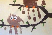 Børn og maling