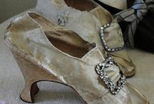 Shoes, past and present / by Rita Brandt