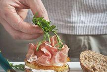 panino e bruschetta ... gourmet