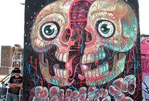Nychos Graffiti