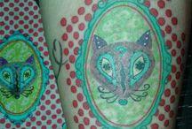 Tattoos / by Melanie O´Malley