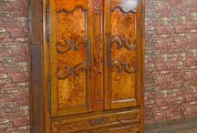 Antique Wardrobes & Press Cupboards