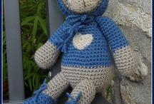 Création côté fil / Tricot,crochet,couture