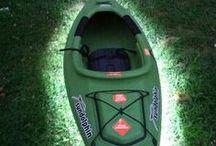 Accesorios de kayak