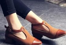 Shoes that make you go....