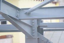 Hall Structures - Heavy profiles - INP,UNP