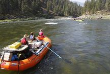 AIRE Rafts & Cats / Awesome River Rides with a double bladder system making them tough!