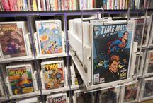 Comics room