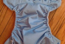 cloth diapers / by Tara Everts