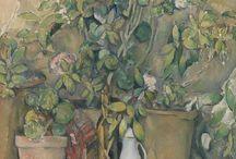 Famous Artists: Paul Cezanne