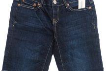 Clothing & Accessories - Denim