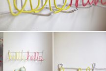 DIY projects for rainy days