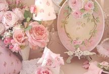 Shabby Chic / by Stephanie Croskey-Jones