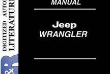 Jeep Wrangler YJ - TJ Service Manuals / Service Manuals for Wrangler TJ from 1998 to 2006