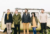 rend collective / because we have security in christ,we are free to live a life with risk.
