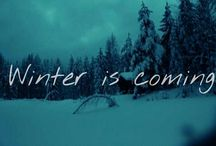 - Winter  / Christmas. Winter. Cold. Snow. Ice. Snowflakes. White christmas. Fire place. Cozy. Warm. Hot chocolate. Presents. Decor.