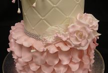 Ruffled Cakes by Party Flavors Custom Cakes