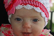 Free baby beanie hat patterns etc