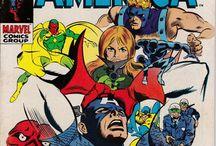 Comics - Super Heroes