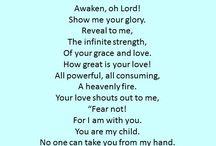 My God... My Lord... My Saviour