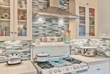 Great kitchen spaces