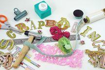 Scrapbooking / Her kan finde vores store udvalg af tilbehør og materialer til din scrapbooking. Billig scrap ark, scrap papir, felicita design.