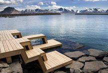 Architecture near sea ideas