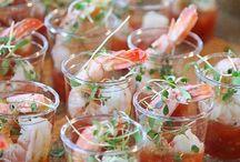 Menu Ideas / Food for wedding