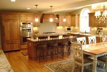Kitchen Remodeling in Connecticut / Custom Kitchen Remodeling Projects from the Litchfield Builder's Portfolio