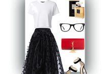 Black-white-red