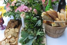 Garden Party Mood / What happens when a team of event decorators find themselves with a bevy of beautiful garden party decorations? Well, they host a garden party, of course!