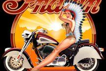 Indian / Uma das motos mais bonitas do mundo
