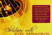 CDs and LP covers Los Romeros / The Quartet Los Romeros