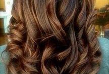 Peinados con rulos
