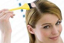 tingere i capelli con la salvia