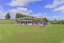 """Osborne Family Home in Whakamarama / The Osborne Client home built to the Lockwood """"Gullwing"""" design has just been completed by our Tauranga Franchise, Oceanside Homes"""