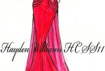 fashion ilustrations
